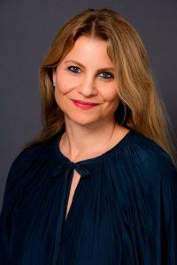 Lisa Jardine, Director of Communications